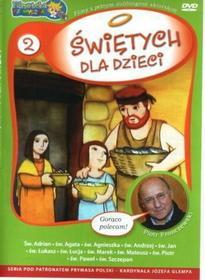 Wydawnictwo Promyczek O Świętych dla dzieci cz.2