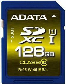 A-Data SDXC UHS-1 Class 10 128GB