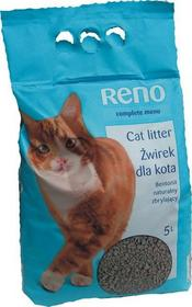 Reno PARTNER IN PET Żwirek dla kota Bentonit naturalny 5 l
