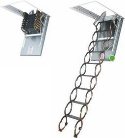 Fakro Schody strychowe ognioodporne LSF 860135