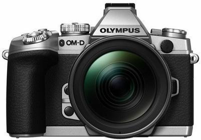 Canon OMD E-M1 + EZ-M12-50EZ  (12-50mm)
