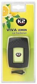 K2 Melle Zapach samochodowy V122 VIVA Lemon