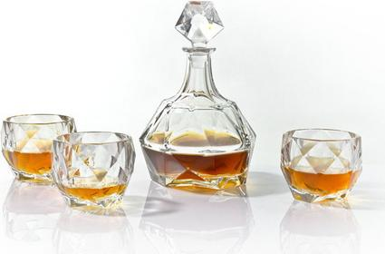 Bohemia Zestaw do whisky Havana Jihlava