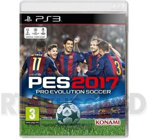 Pro Evolution Soccer 2017 Day One Edition PS3
