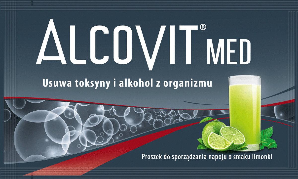 Biotake Alcovit Med 1 szt.