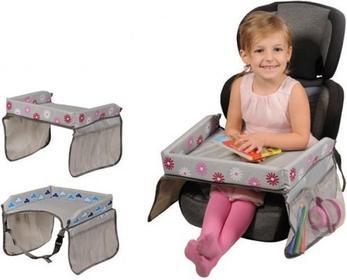 Abakus Baby Abakus Praktyczny Stolik Podróżny, Tacka Dla Dzieci