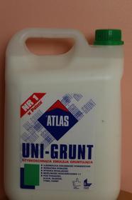 Atlas UNI-GRUNT - szybkoschnąca emulsja gruntująca 5kg