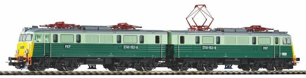 Piko lokomotywy elektryczna H0 H0 96363 Interfejs Analog DC Rozstaw osi: 367 mm