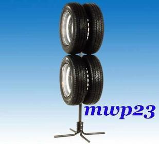 PROFEX, UNITEC Stojak na koła (stojak na opony lub opony z felgami) stalowy