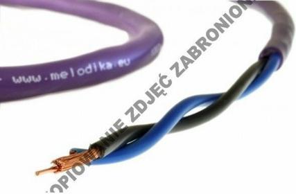 Melodika Kabel głośnikowy MDC2250 1mb 2x2,5mm2