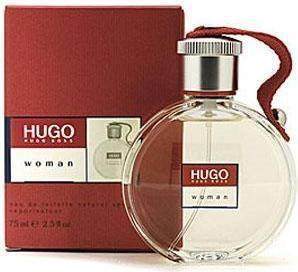 Hugo Boss Hugo Woman (Red) Woda toaletowa 125ml