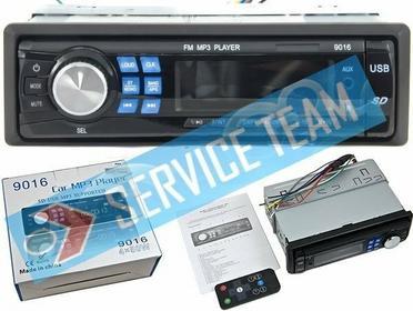 RS2 RADIO SAMOCHODOWE MP3 SD MMC USB AUX + PILOT