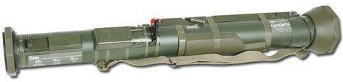 Deep Fire Granatnik AT-4 Anti-tank Weapon (11696) SP