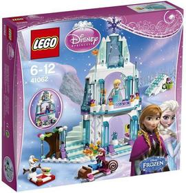 LEGO Princess 41062 Lodowy pałac Elsy Elza Anna