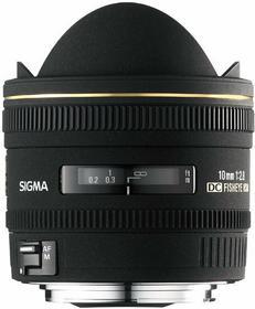 Sigma 10mm f/2.8 EX DC HSM Fisheye różne mocowania