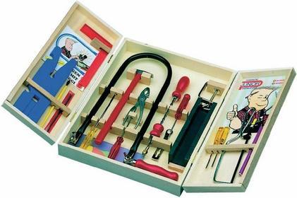 Zestaw narzędzi dla dzieci