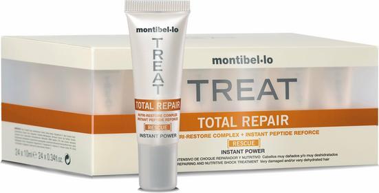 Montibello Treat Total Repair krem odbudowujący do końcówek 75ml