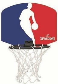 Spalding Mini Tablica do koszykówki NBA Logoman
