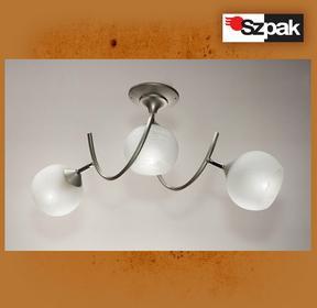 Szpak Spirala 2376 Lampa wisząca 2376/