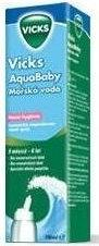 Teva VICKS AQUABABY Woda morska 100 ml