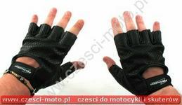 Nazran (Inmotion) Rękawice motocyklowe skórzane krótkie Nazran - bez palców - ro