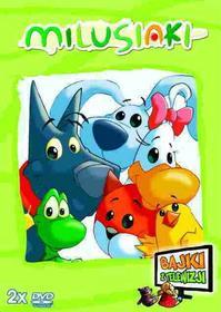 Jawi Bajki z TV: Milusiaki DVD