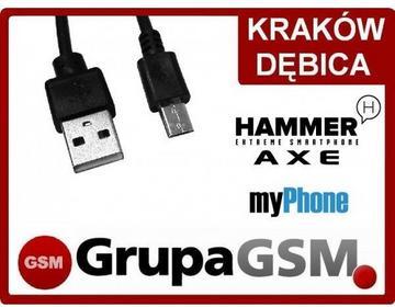 KABEL USB do myPhone Hammer / Hammer AXE / AXE LTE