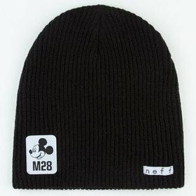Disney czapka dziecięca NEFF MICKEYMICKEY X COLAB/BLACK