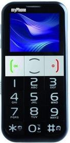 myPhone 1083 BT Czarno-srebrny