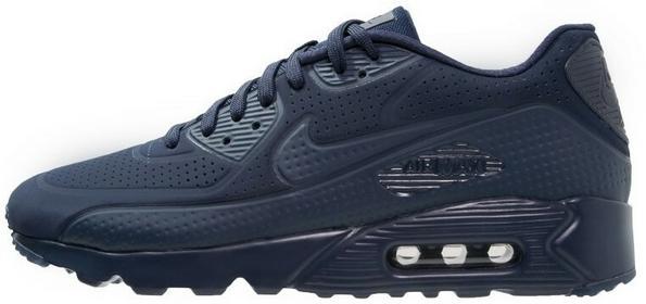 Nike Air Max 90 Ultra Moire 819477-400 granatowy