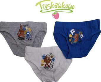 Scooby Doo Majteczki chłopięce x 3