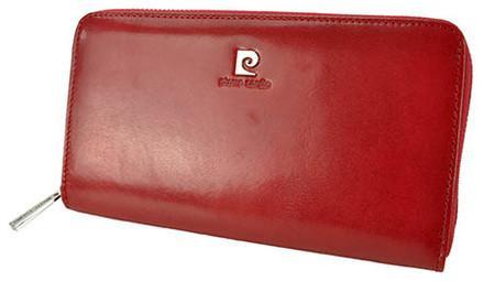Pierre Cardin portfel skórzany damski 8822A