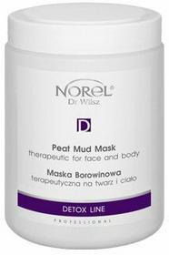 Norel Maska borowinowa terapeutyczna na twarz i ciało 1000g