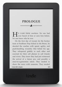 Amazon Kindle 7 Touch bez reklam