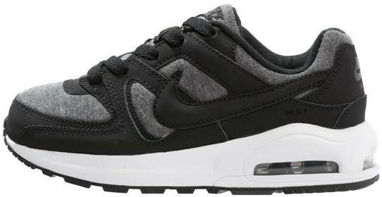 Nike Sportswear AIR MAX COMMAND Tenisówki i Trampki black/white 844347