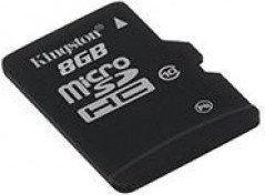 Kingston Micro SD Class 10 8GB