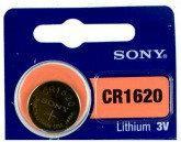 Sony bateria litowa mini CR1620