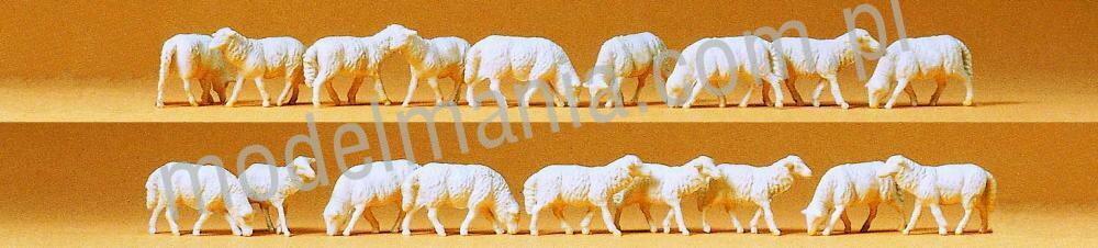 Preiser Owce / 18 szt. 14161