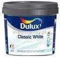 Dulux Classic White emulsja akrylowa Biała 3L