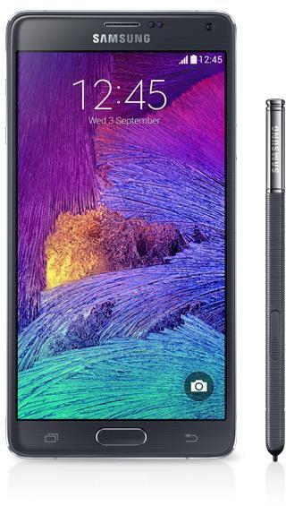 Samsung Galaxy Note 4 N910 16GB Czarny