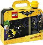 Lego Smart Life Batman Zestaw śniadaniowy butelka i pojemnik) czarny 40591735
