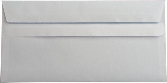 NC Koperta Koperty DL (110x220 mm) białe SK - 1000 sztuk