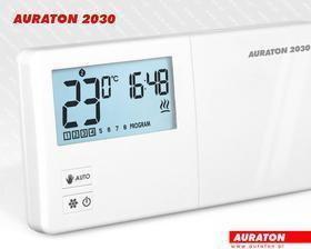 Auraton 2030 regulator z programem tygodniowym (5+1+1 dni)