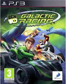Ben 10: Galactic Racing PS3