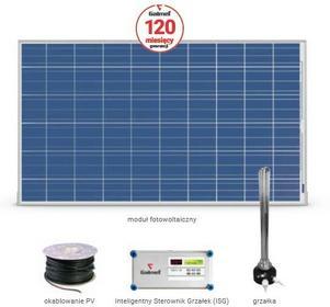 Galmet Zestaw fotowoltaiczny ON-GRID z 8 modułami 2 kWp 10-901100