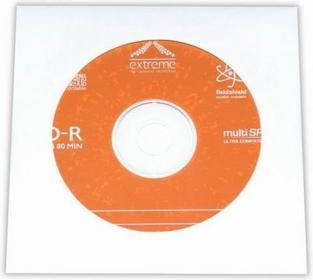 Esperanza EXTREME CD-R 52x Koperta