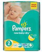 Pampers Active Baby-Dry 5 Junior 126 szt.