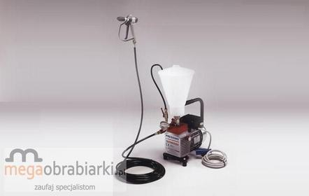 IMPORT SX Agregat malarski z pojemnikiem TR4000P TR 4000P