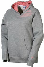 Babolat Bluza Dziewczęca Hoodie Core Girl - grey