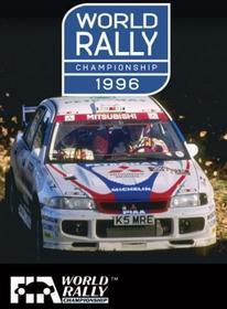 Płyta DVD World Rally Championship Review 1996